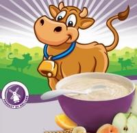Каши молочные, в т.ч. на основе детской молочной смеси