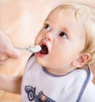 Молоко, творог и йогурт для детского питания