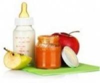 Отдел продуктов детского питания