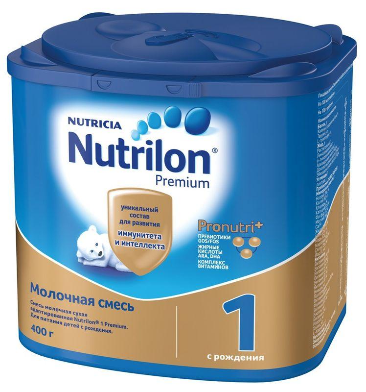 """Молочная смесь Нутрилон """"Nutrilon-1 Premium"""" 400,0"""