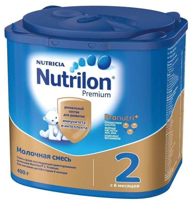 """Молочная смесь Нутрилон """"Nutrilon-2 Premium"""" 400,0"""