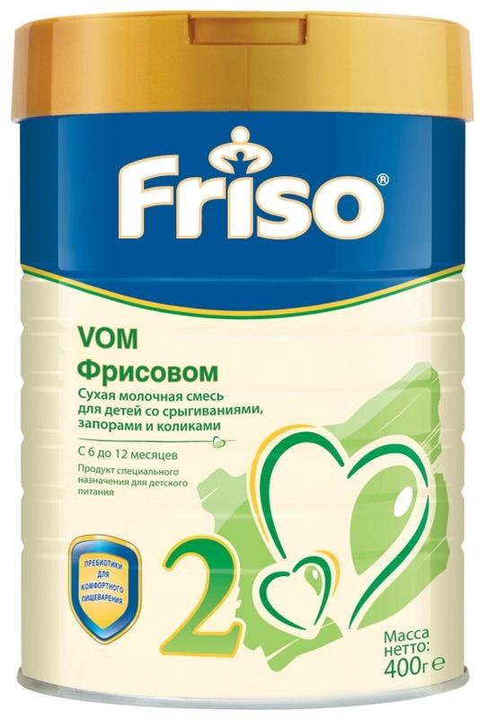 """Молочная смесь Фрисо """"Friso Vom 2 (Фрисовом 2)"""" 400,0"""