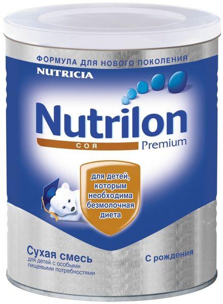 """Смесь безмолочная Нутрилон """"Nutrilon Соя"""" 400,0"""