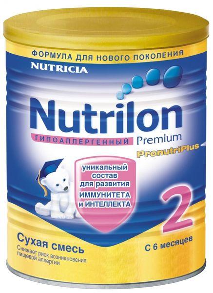 """Молочная смесь Нутрилон """"Nutrilon Гипоаллергенный 2"""" 400,0"""