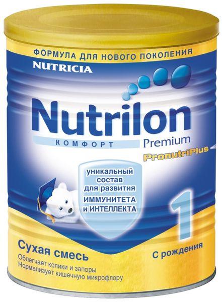 """Молочная смесь Нутрилон """"Nutrilon Комфорт 1"""" 400,0"""