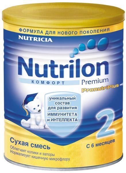 """Молочная смесь Нутрилон """"Nutrilon Комфорт 2"""" 400,0"""