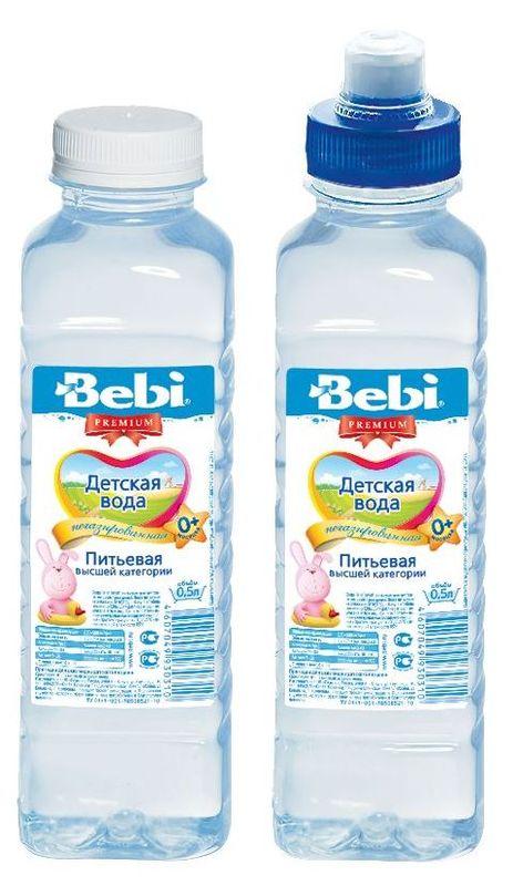 """Вода детская питьевая """"Беби"""" 0,5 л"""