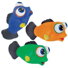 """Игрушка для ванны """"Чудо-Рыба"""" (с пищалкой), 04419, """"ПОМА"""""""