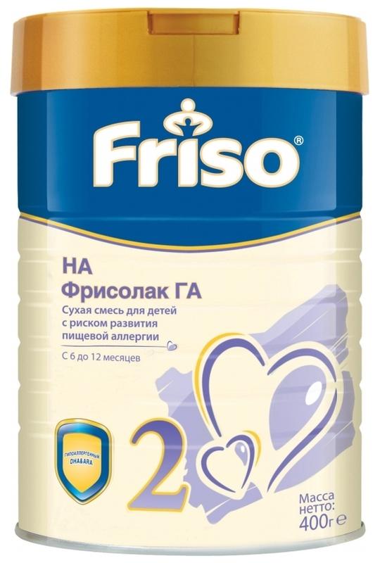"""Молочная смесь Фрисо """"Friso HA 2 (Фрисолак ГА 2 гипоаллергенный)"""" 400,0"""