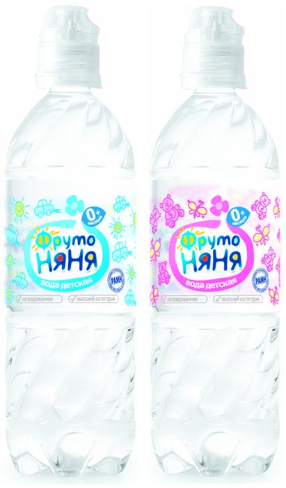 """Вода детская питьевая """"Фруто-Няня"""" 0,33 л"""