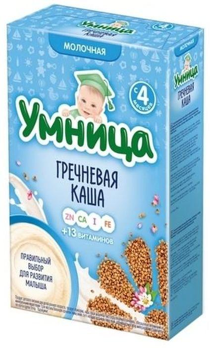 """""""Умница"""" каша молочная гречневая 200,0"""