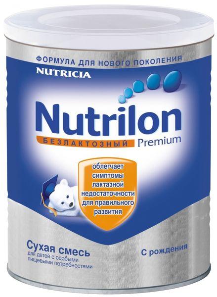 """Молочная смесь Нутрилон """"Nutrilon Безлактозный"""" 400,0"""