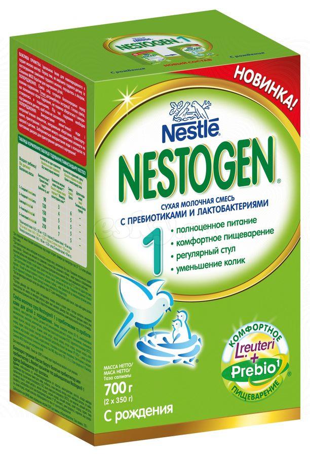 "Молочная смесь Нестожен ""Nestogen-1 (с пребиотиками и лактобактериями)"" 700,0"