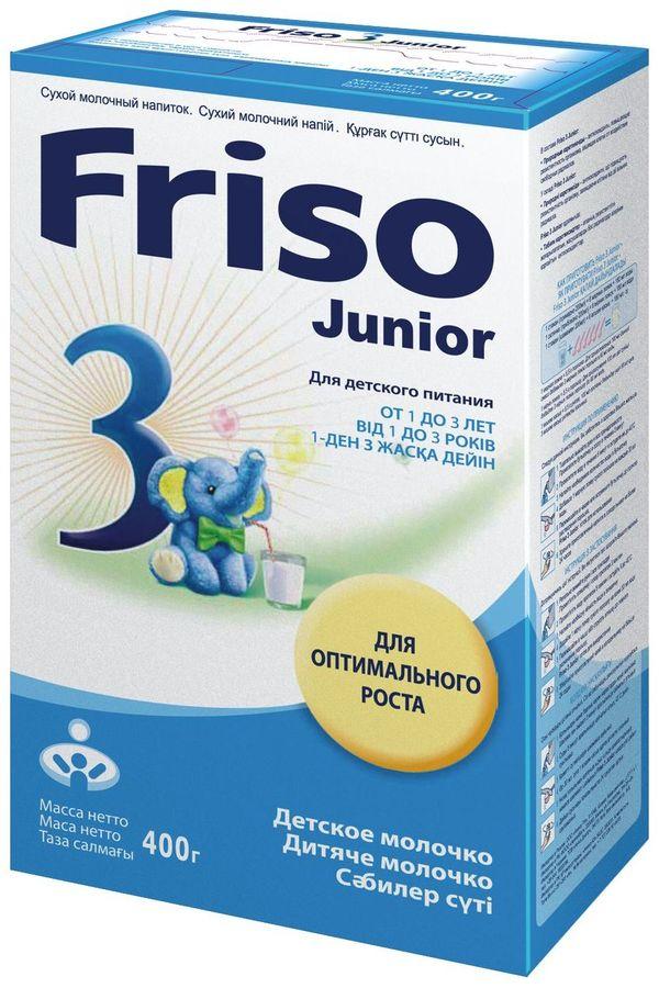 """Молочная смесь Фрисо """"Friso-3 Junior (Детское молочко)"""" 400,0"""