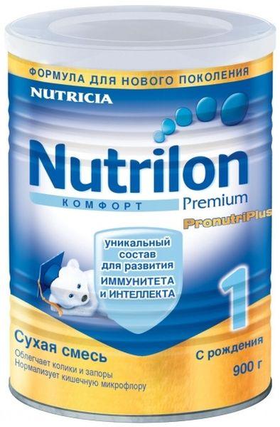 """Молочная смесь Нутрилон """"Nutrilon Комфорт 1"""" 900,0"""