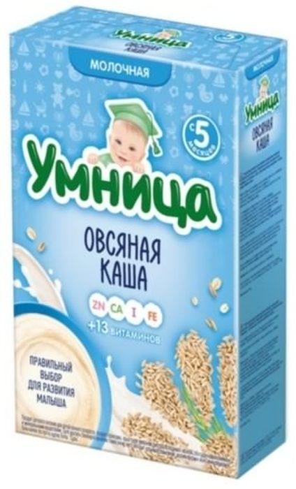 """""""Умница"""" каша молочная овсяная 200,0"""