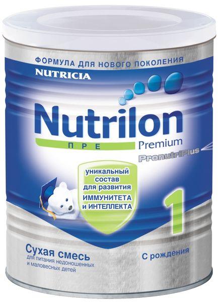 """Молочная смесь Нутрилон """"Nutrilon ПРЕ 1"""" 400,0"""