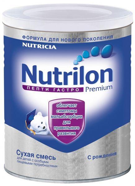 "Молочная смесь Нутрилон ""Nutrilon Пепти Гастро"" 450,0"