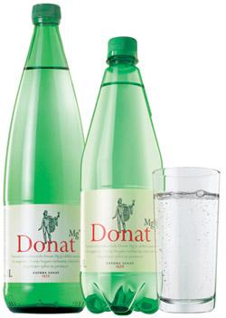 "Вода лечебная ""Donat Mg"" 1,0 л"