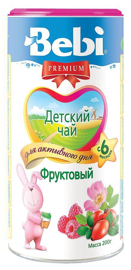 """""""Беби"""" Чай детский Bebi Premium """"Фруктовый"""" 200,0 (инстантный травяной чай)"""