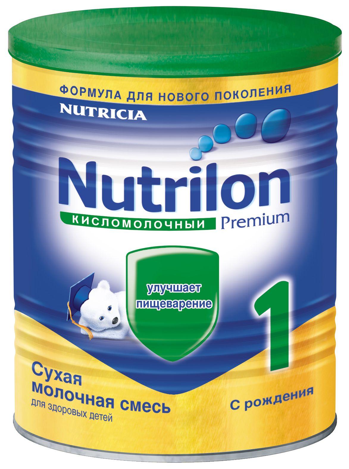 """Молочная смесь Нутрилон """"Nutrilon Кисломолочный 1"""" 400,0"""