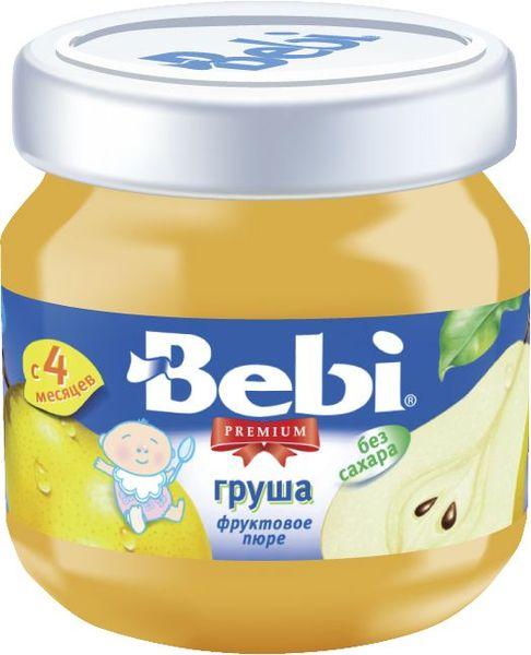 """Пюре """"Груша (без сахара)"""" 100,0 """"Беби"""""""