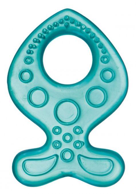 """Прорезыватель для зубов охлаждающий (дизайн """"Рыбка"""", с дистиллированной водой), 2/295, """"Canpol babies"""""""