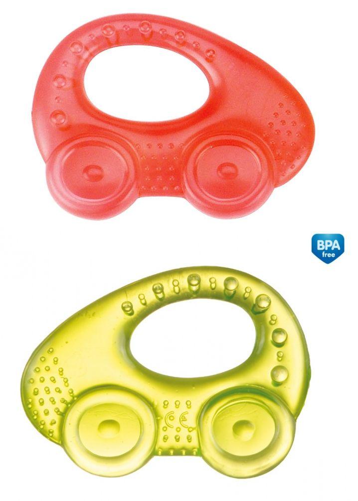 """Прорезыватель для зубов охлаждающий (дизайн """"Игрушечный автомобиль"""", с дистиллированной водой), 2/207, """"Canpol babies"""""""