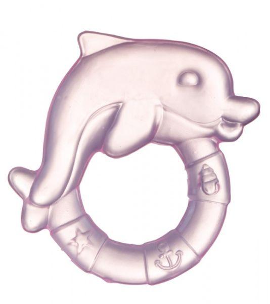 """Прорезыватель для зубов охлаждающий (дизайн """"Дельфин"""", с дистиллированной водой), 2/221, """"Canpol babies"""""""