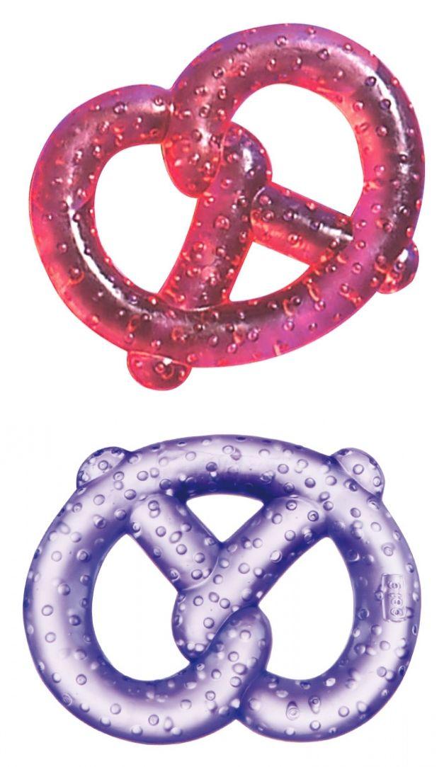 """Прорезыватель для зубов охлаждающий (дизайн """"Бублик"""", с дистиллированной водой), 2/827, """"Canpol babies"""""""