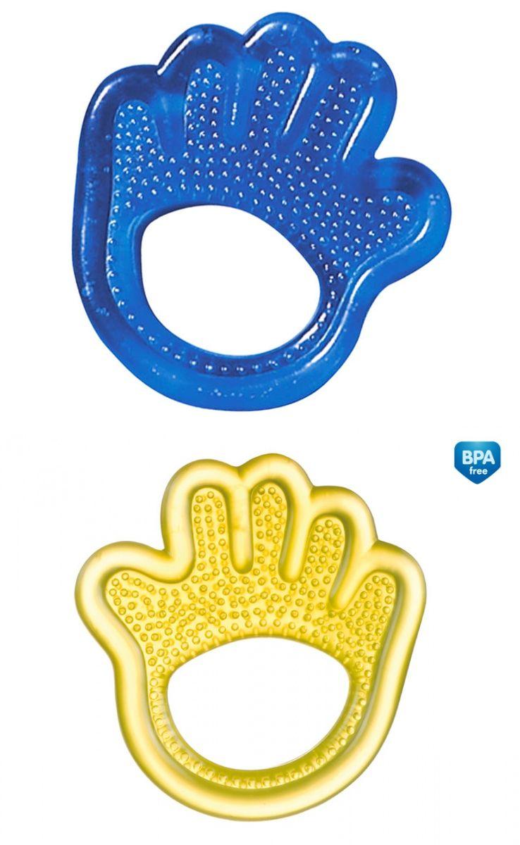 """Прорезыватель для зубов охлаждающий (дизайн """"Ручка (ладошка)"""", с дистиллированной водой), 2/829, """"Canpol babies"""""""