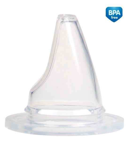"""Носик силиконовый """"6m+"""" для бутылочек стандартных (2 штуки в упак.), 21/505, """"Canpol babies"""""""