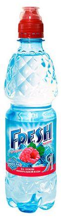 """Напиток """"Я Fresh МАЛИНА"""" 0,5 л (безалкогольный негазированный напиток на основе минеральной воды """"Я"""" со вкусом малины)"""