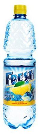 """Напиток """"Я Fresh ЛИМОН"""" 0,5 л (безалкогольный негазированный напиток на основе минеральной воды """"Я"""" со вкусом лимона)"""