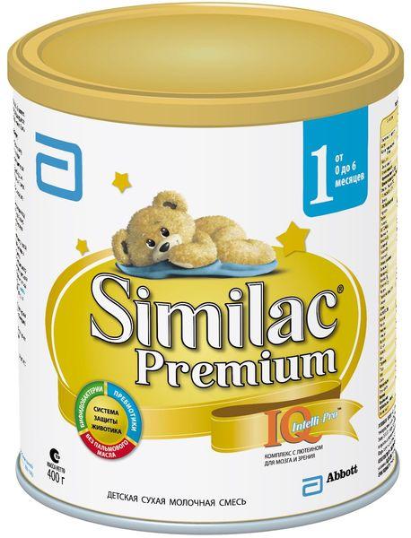 """Молочная смесь Симилак """"Similac Premium 1"""" 400,0"""