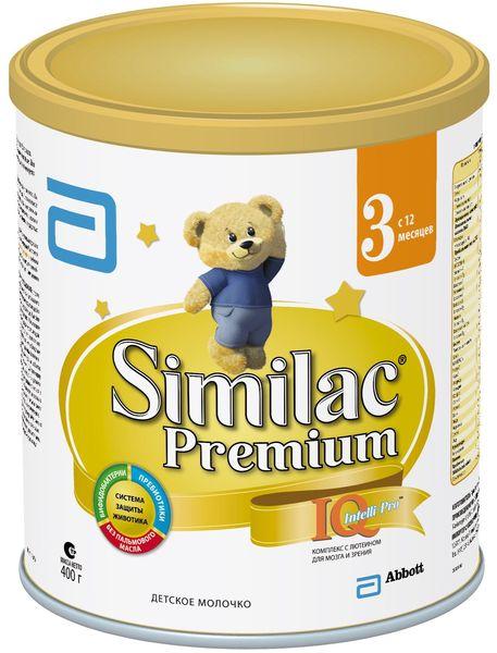 """Молочная смесь Симилак """"Similac Premium 3"""" 400,0"""