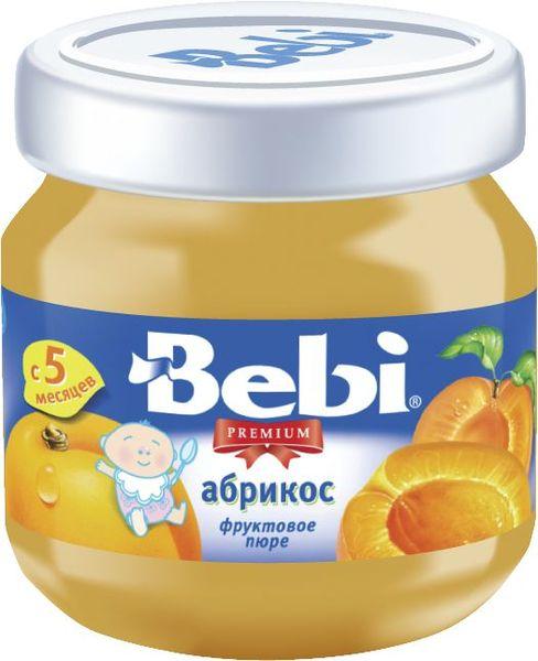 """Пюре """"Абрикос"""" 100,0 """"Беби"""""""