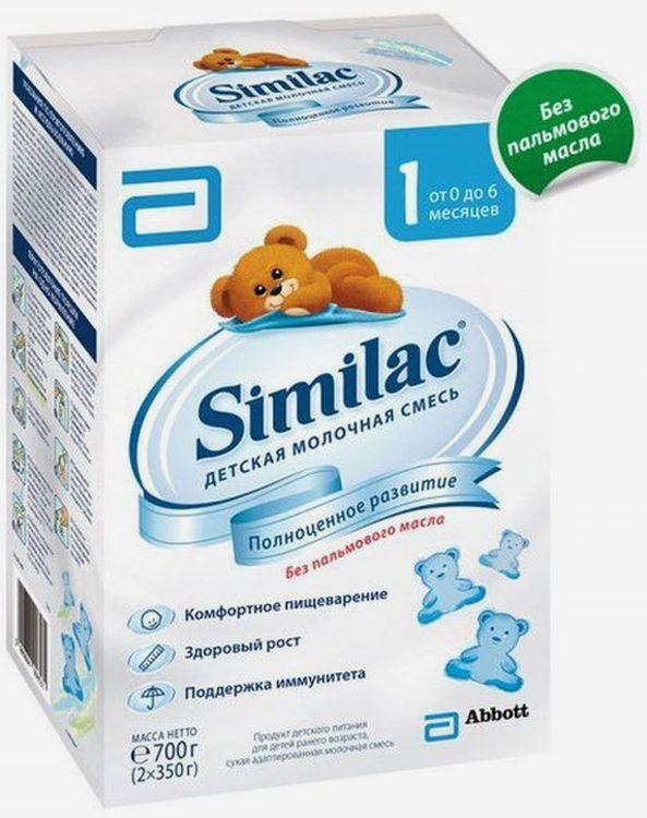 """Молочная смесь Симилак """"Similac 1"""" 700,0"""