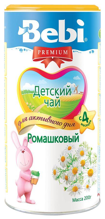 """""""Беби"""" Чай детский Bebi Premium """"Ромашковый"""" 200,0 (инстантный травяной чай)"""