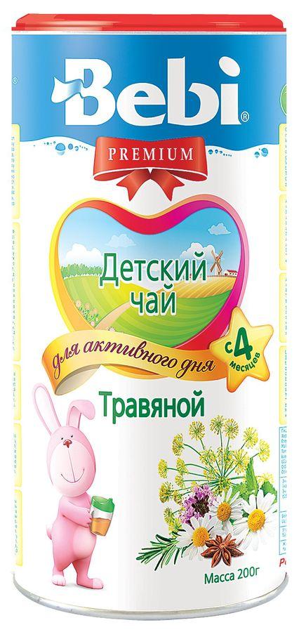 """""""Беби"""" Чай детский Bebi Premium """"Травяной (фенхель, ромашка, мелисса, анис, мята перечная, тимьян)"""" 200,0 (инстантный травяной чай)"""