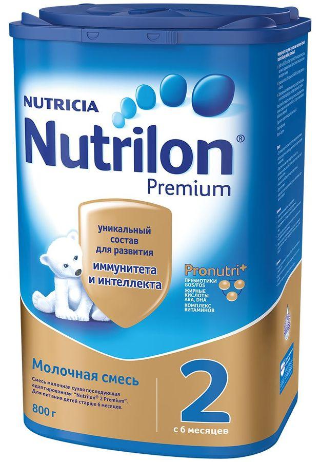 """Молочная смесь Нутрилон """"Nutrilon-2 Premium"""" 800,0"""