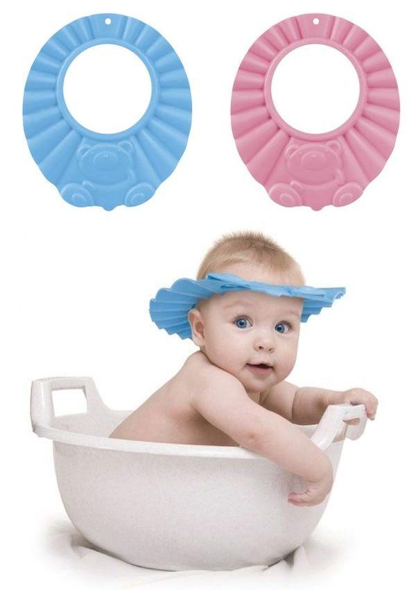"""Защитный ободок (рондо) для мытья волос (материал - вспененный EVA (этиленвинилацетат), не содержит ПВХ), 74/006, """"Canpol babies"""""""