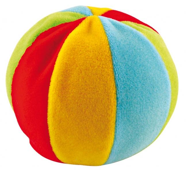 """Мягкая игрушка - погремушка """"Мяч"""" (плюшевая игрушка со встроенной погремушкой), 2/890, """"Canpol babies"""""""