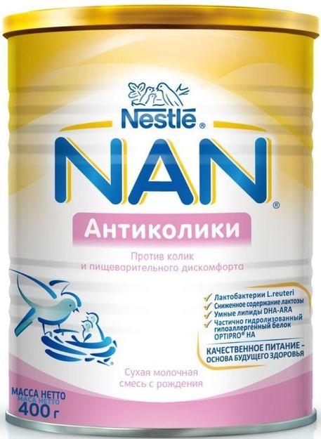 """Молочная смесь НАН """"NAN Антиколики"""" 400,0"""