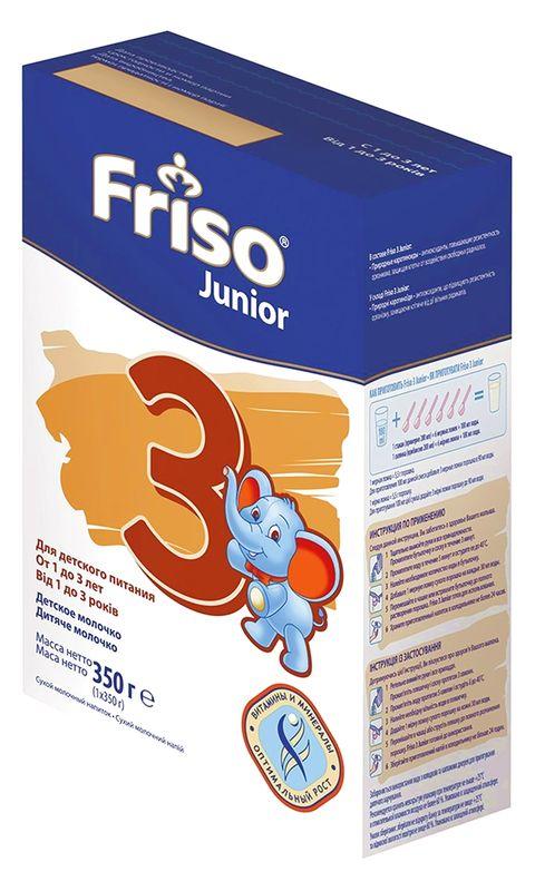 """Молочная смесь Фрисо """"Friso-3 Junior (Детское молочко)"""" 350,0"""