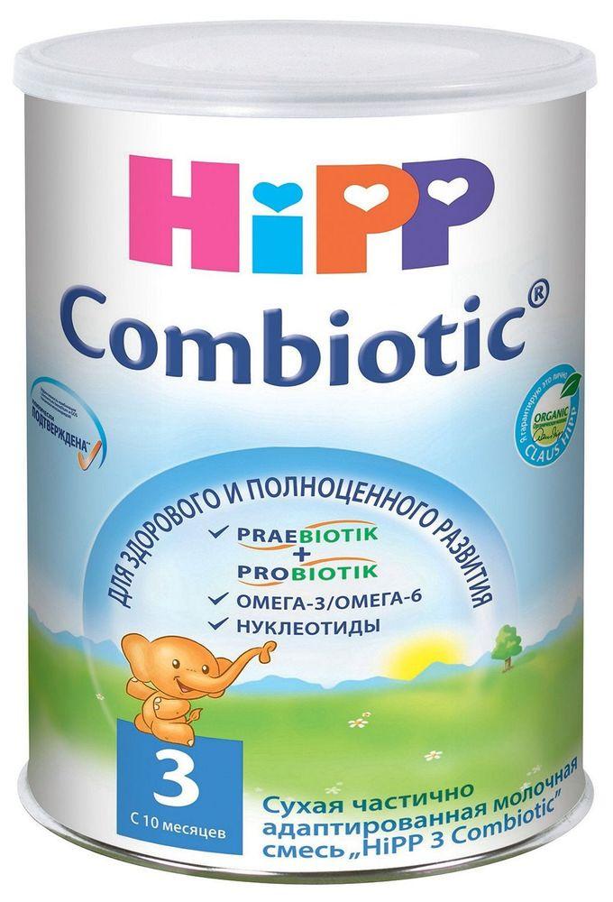 "Молочная смесь ХИПП ""HiPP 3 Combiotiс"" (ХиПП 3 Комбиотик) 800,0"