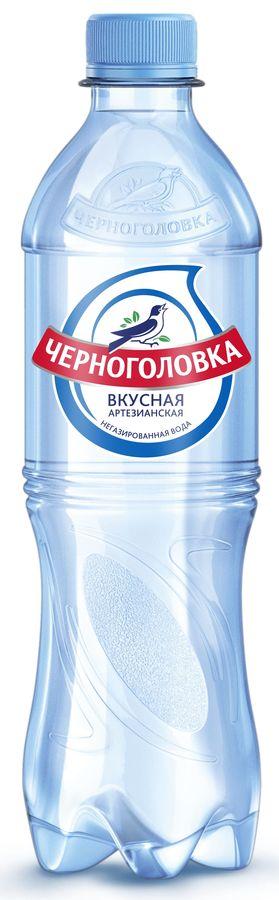 """Вода детская питьевая """"Черноголовка"""" 0,5 л"""